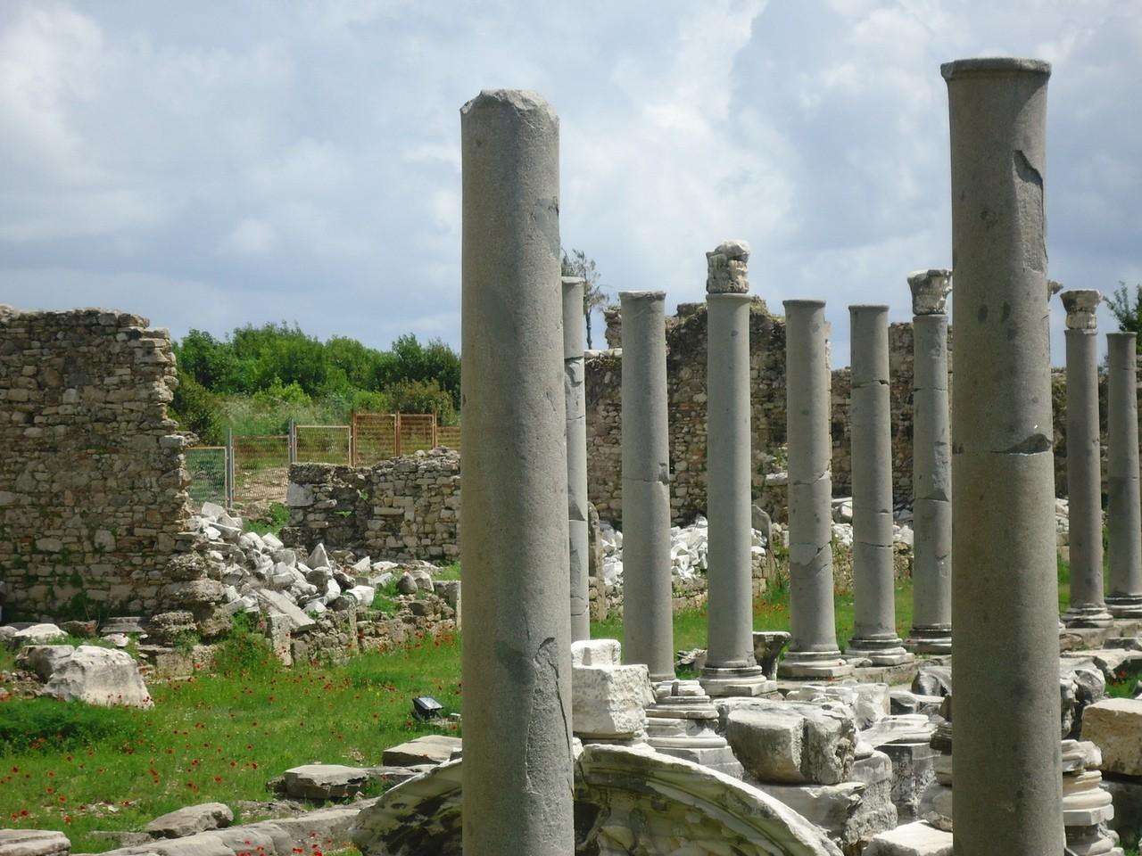 Starożytne miasta Turcji